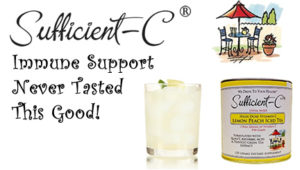 Get Efficient Immune Support with Sufficient-C