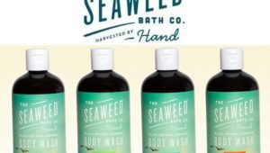 What's New? Seaweed Bath Company