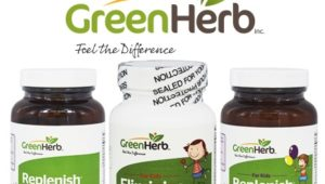 What's New? Green Herb