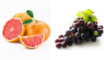 Grapefruit Seed Extract vs  Grape Seed Extract | Happy