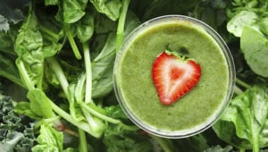 5 Ways to Sneak Greens into Your Morning Meal