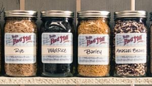 Storing Whole Grains With Bob's Red Mill