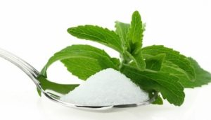 Switching From Sugar to Stevia