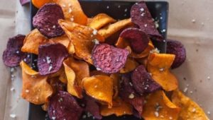 Can't Stop Eating Potato Chips? Try These 5 Healthier Alternatives