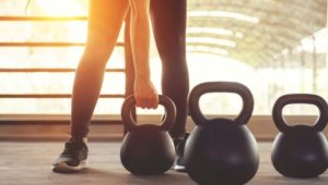 5-Move Kettlebell Workout for the Uncoordinated