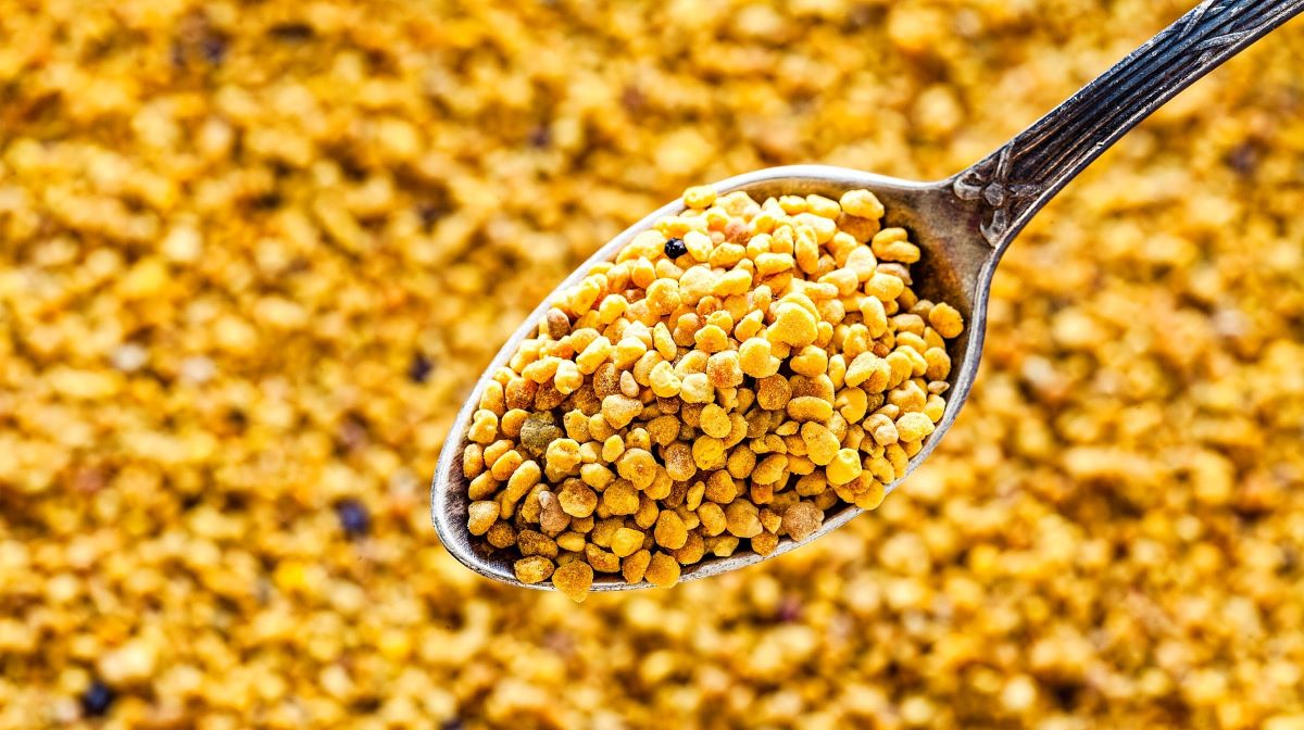 what is bee pollen used for in diet